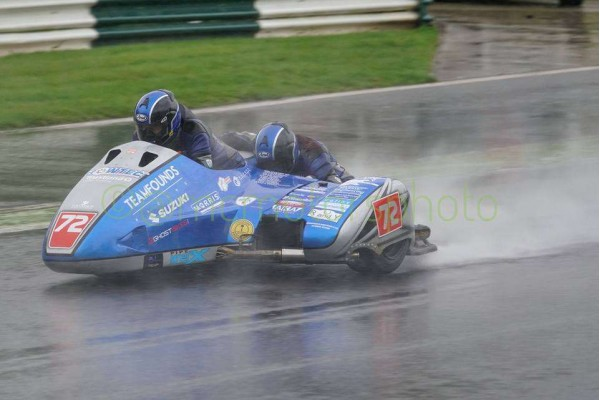 The Music Inn Sponsor Side Car Team