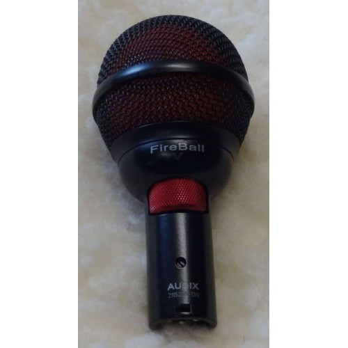 Audix Fireball V mic harp vocal brass beat box (Pre-owned)