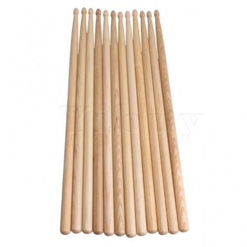 Bulk Buy drum sticks 6 X PAIRS