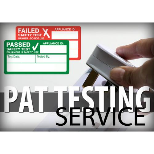 PAT Testing In-store