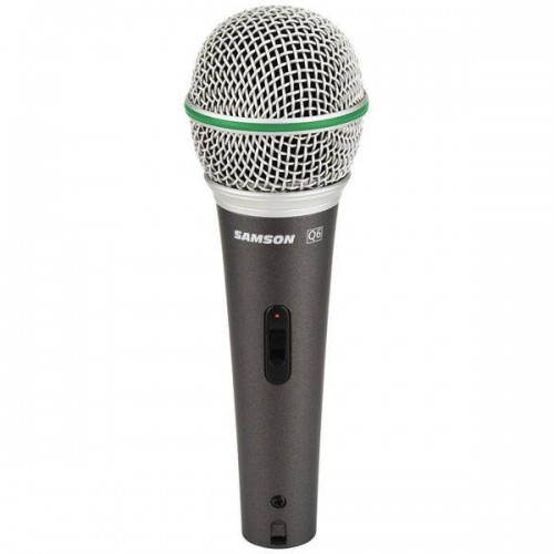 Samson Q6 Microphone