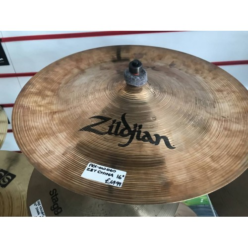 "Zildjian ZBT china 16"" (Pre-owned)"