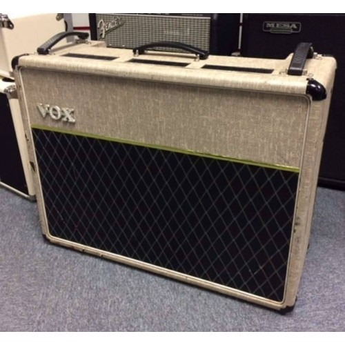 Vox AC30/TB Ltd Edition White Pre-owned