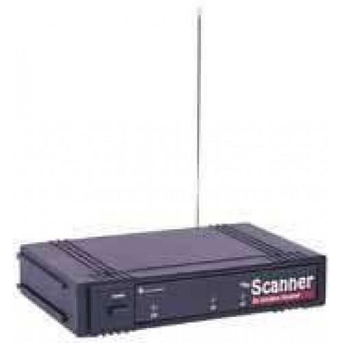 The Scanner S4 Plug In Radio Sy S4-AD.
