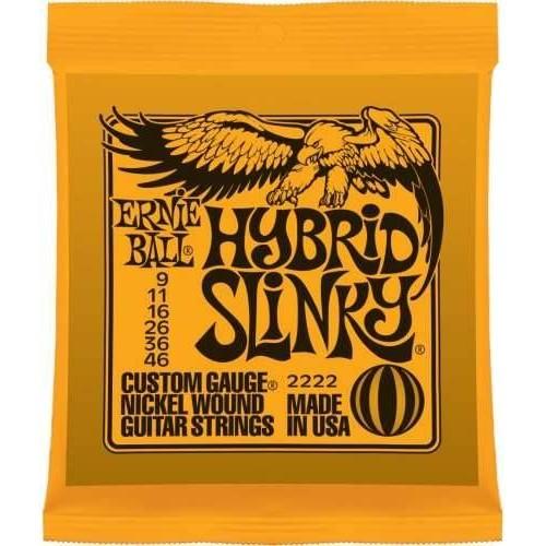 Ernie Ball 9-46 Hybrid Slinky
