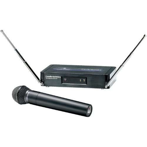 PA Hire - Audio Technica AT1600 Radio Microphone Hand held